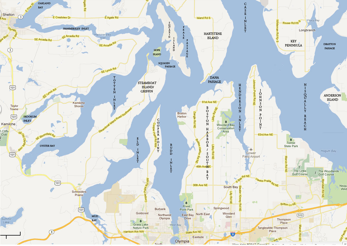 Olympia Waterfront Saltwater Homes And Land Real